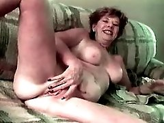 Mom has anal n gets cum on asshole