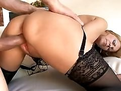 Depraved milf nailed in doggy style